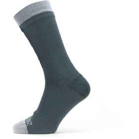 Sealskinz Waterproof Warm Weather Chaussettes mi-hautes, grey